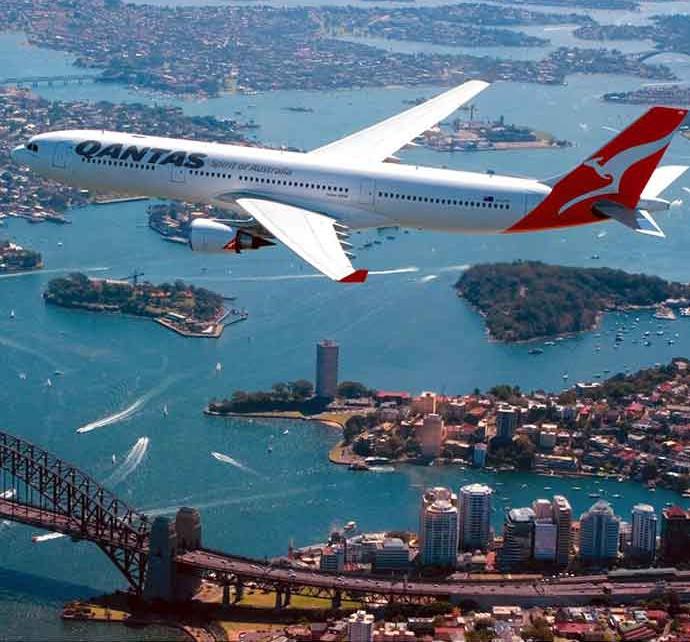 俯瞰悉尼1