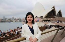 莫嫣红:家国情怀让我成了中澳教育文化交流的使者
