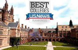 世界排名第34!悉尼大学力压清华北大,闪耀2018 US News世界大学排行榜